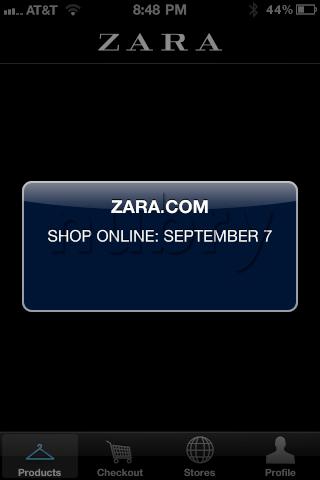 shop zara online stateside. Black Bedroom Furniture Sets. Home Design Ideas