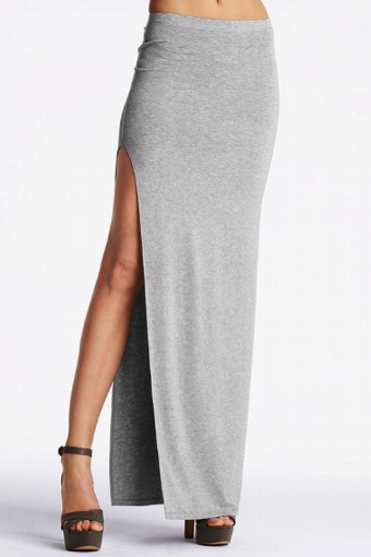 9 high slit maxi skirts for every budget how to wear them
