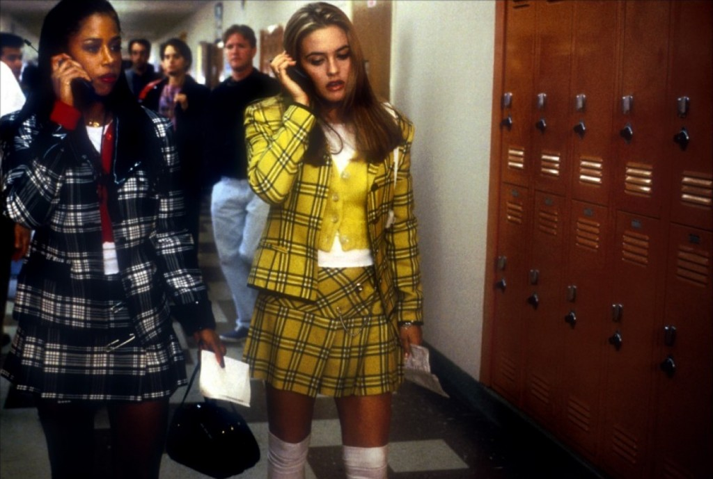 Cher Horowitz from the popular teen movie, Clueless, for Halloween costume ideas