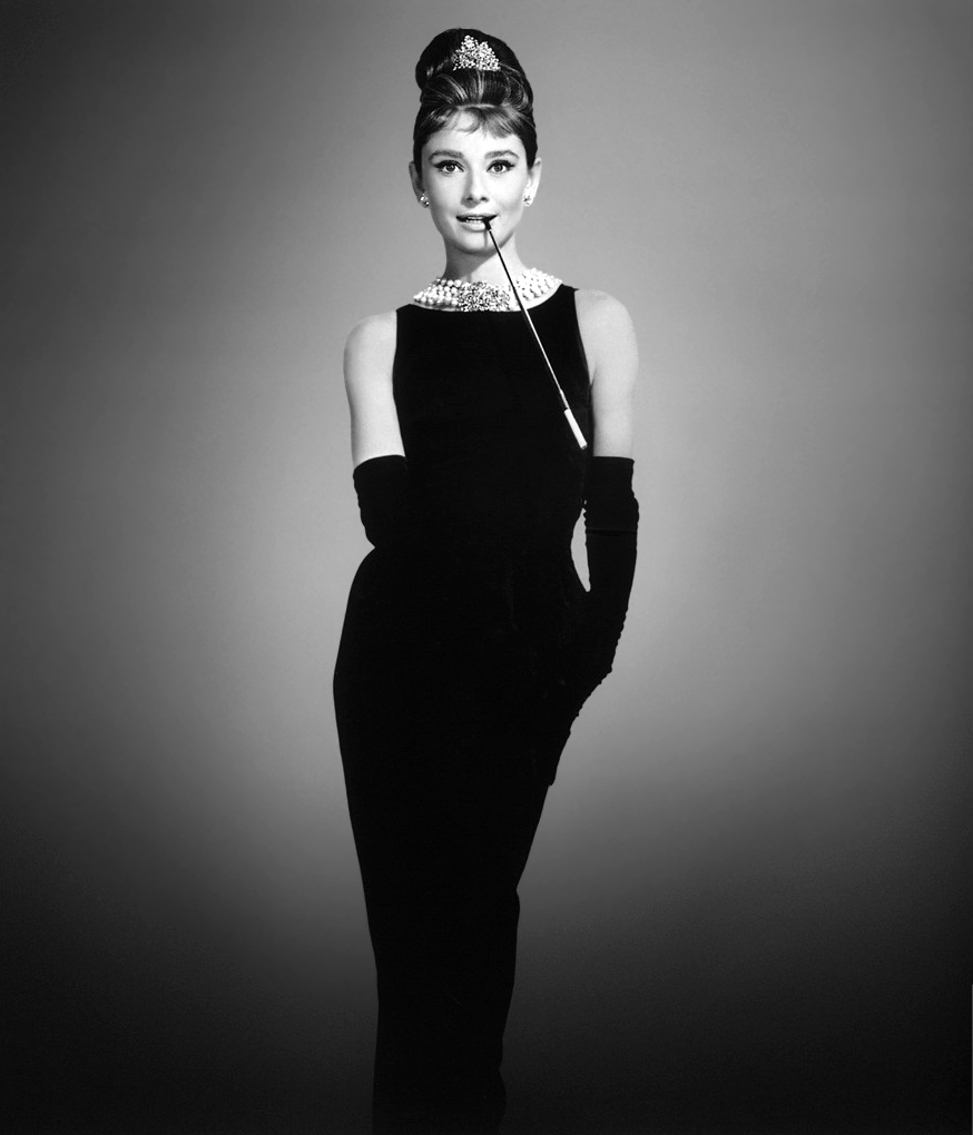 Holly Golightly from Breakfast At Tiffany's for Halloween Costume Ideas