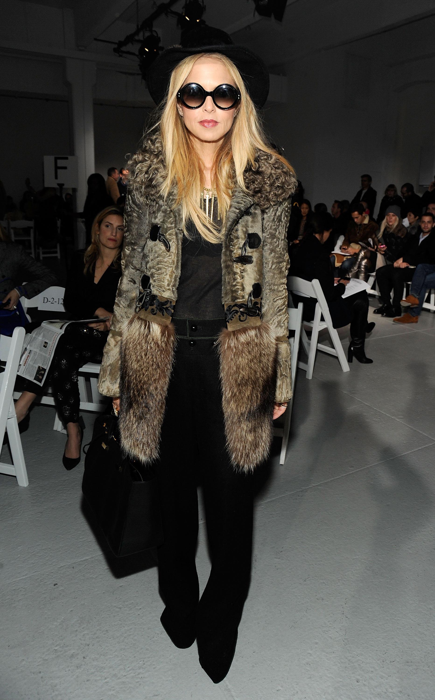 Rachel Zoe, celebrity stylist for Halloween costume ideas