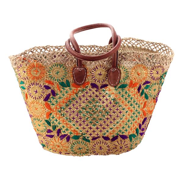 Handmade Market Baskets : Our favorite fresh vegan organic and natural gifts