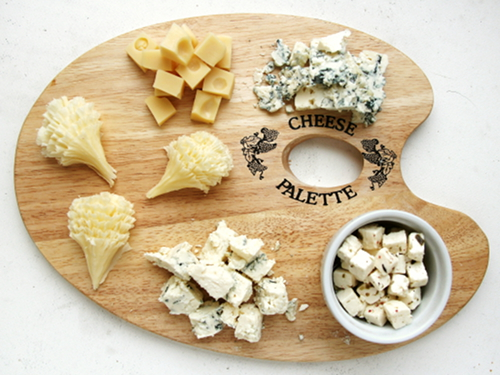 cheese plate holidays stay pretty