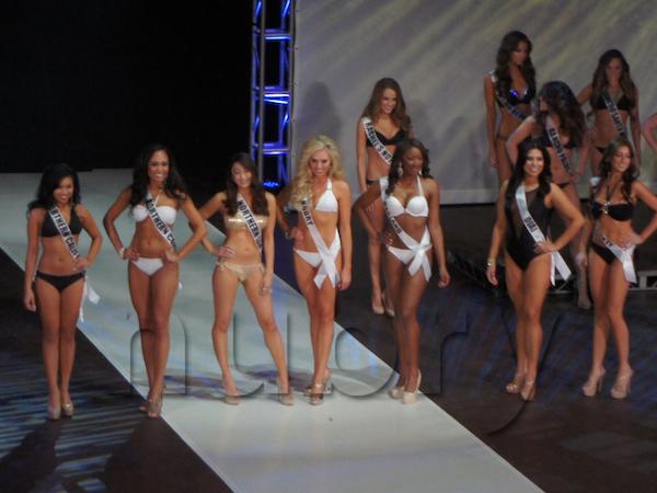 Gretchen Hackmann miss california Vix bikini