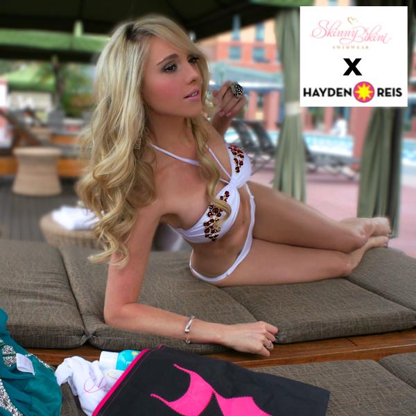 Gretchen Hackmann Wearing Skinny BIkini x Hayden reis Nubry Swim Beachbody Giveaway Spring 2013_600x600_ad