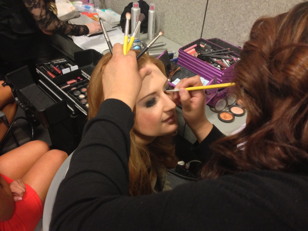 Makeup miss california