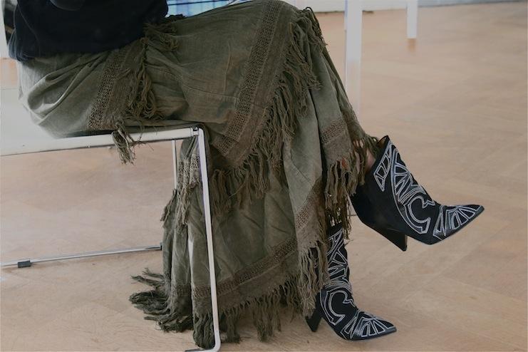 ralph lauren western style isabel marant berry boots