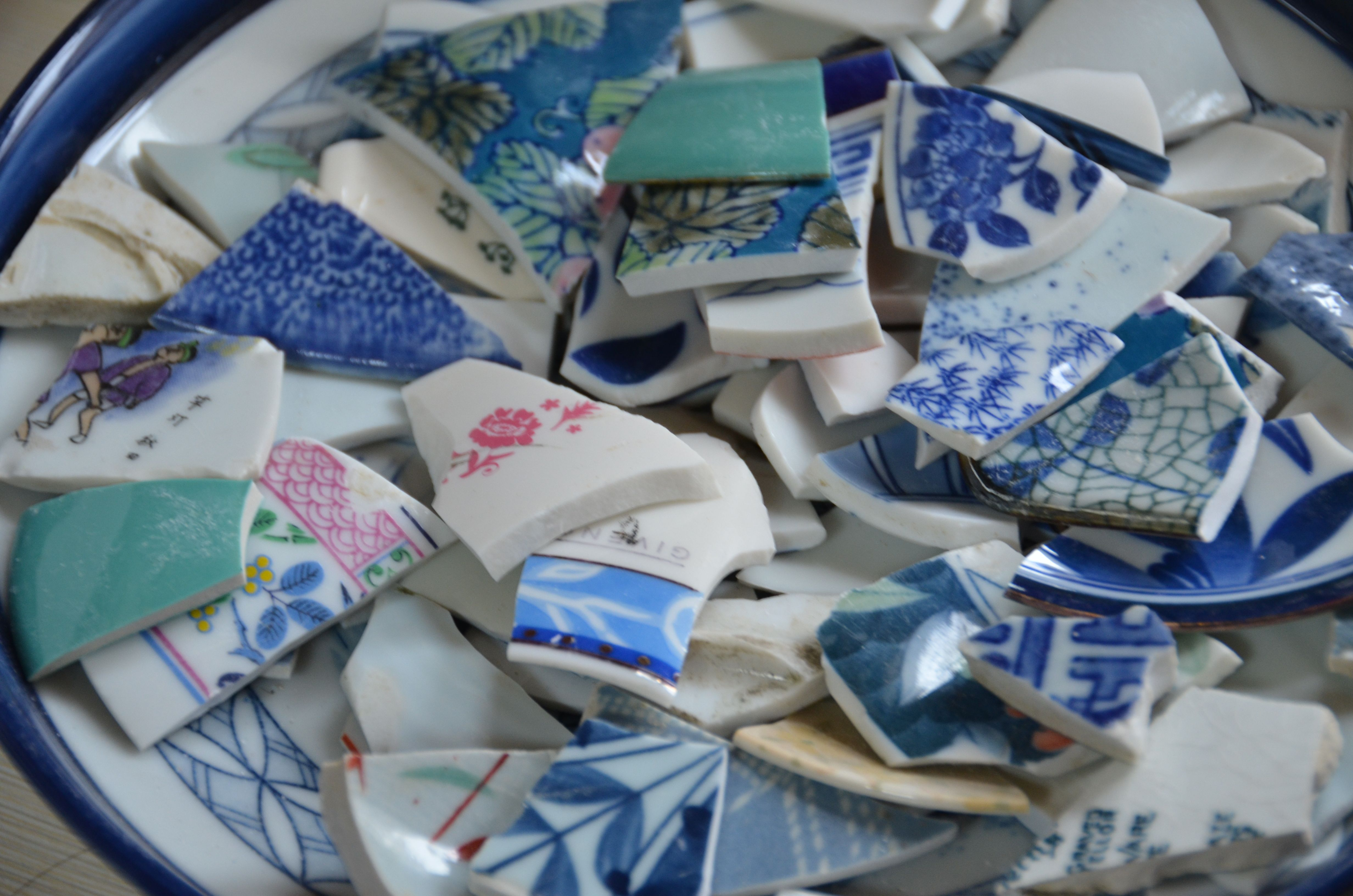 shards of hope pottery tsunami nozomi project