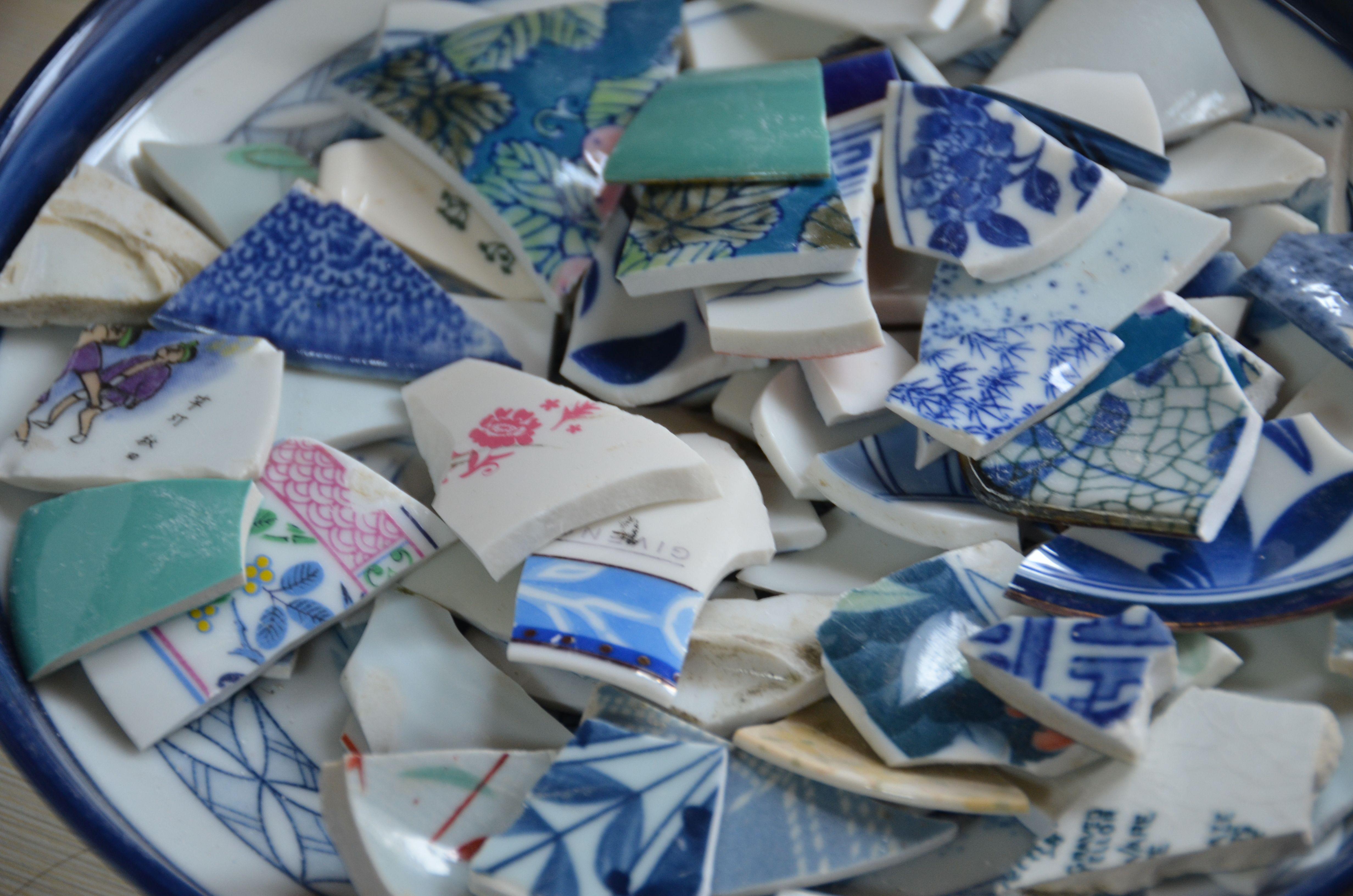 shards of hope pottery tsunami nozomi project