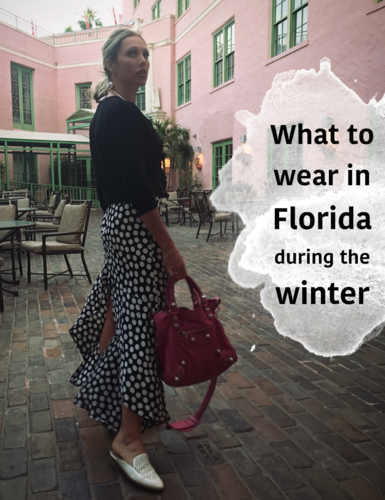 what to wear in florida during the winter - fall/winter shopping guide