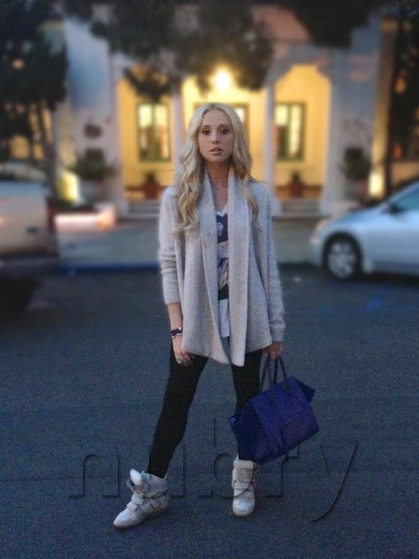 Isabel Marant Bekket Wedge Sneaker Gretchen Hackmann Nubry San Diego Fashion Blog 1