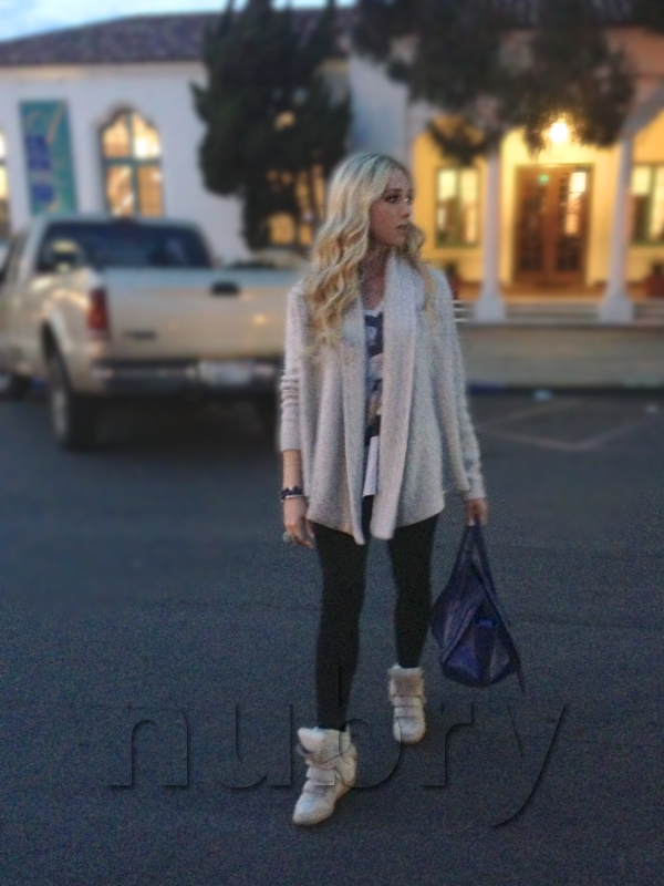 Wedge sneakers fashion blog 13