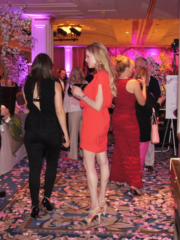 Cherry Blossom San Diego US Grant Gala