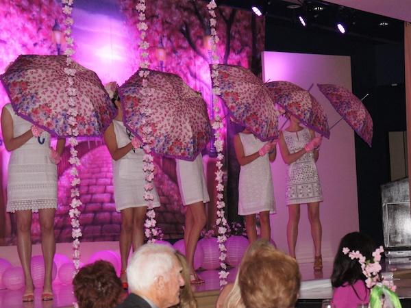 Cherry Blossom San Diego US Grant Gala leonard simpson fashion show