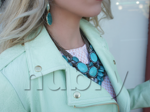 Cusp Event at Neiman Marcus Pastel Outfit San Diego Fashion Blog