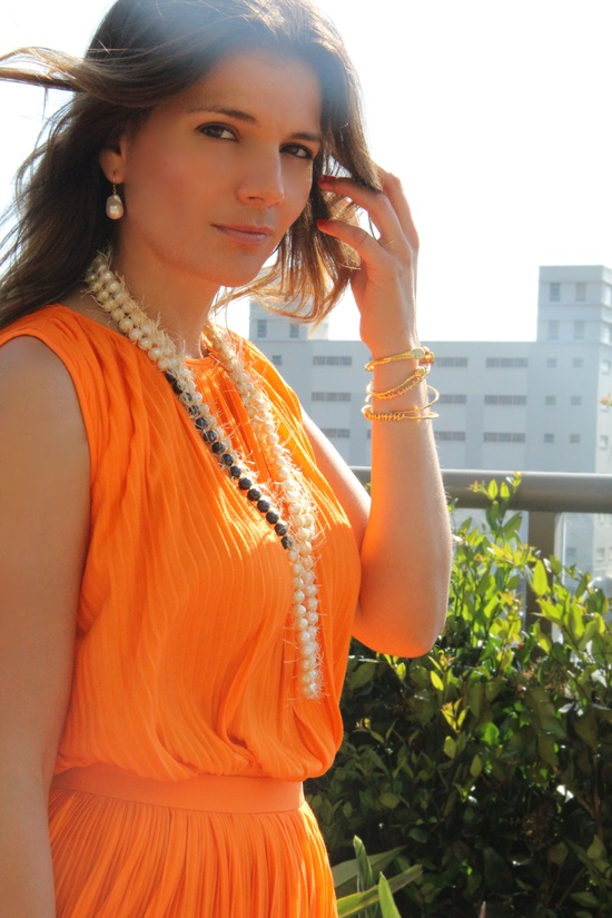 Ruth Melero San Diego Boutique Orange neutral
