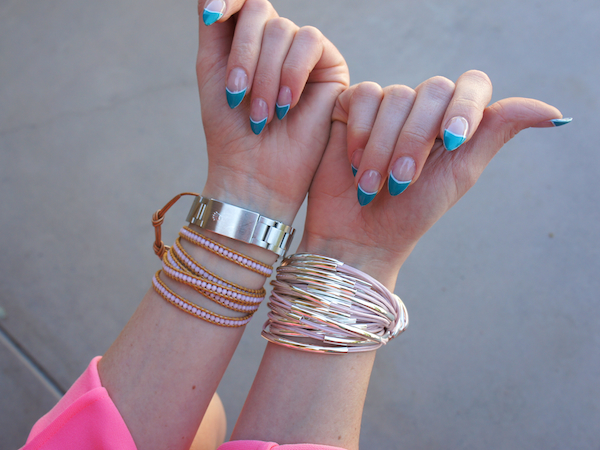 Talons - The Claw Manicure - Spring 2013 Nail Trends