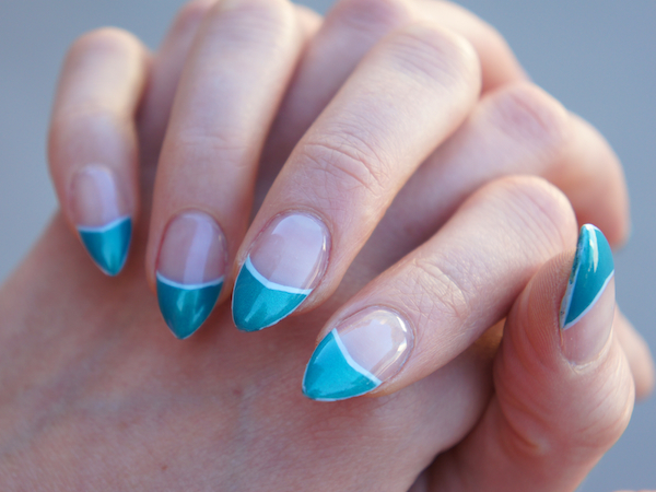 the claw - nail trends - talons for spring 2013
