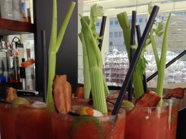 W Hotel San Diego Invites CFDA {FASHION INCUBATOR} For brunch bites