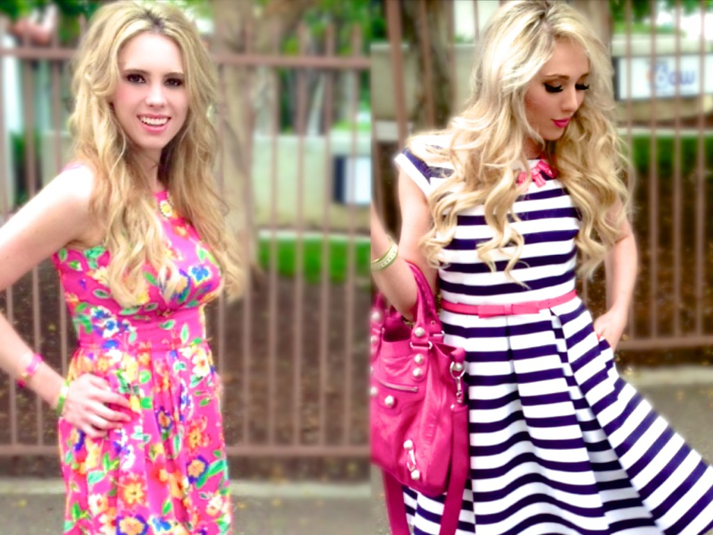 What to wear for Easter Brunch - San Diego Kate Spade Dresses 2013