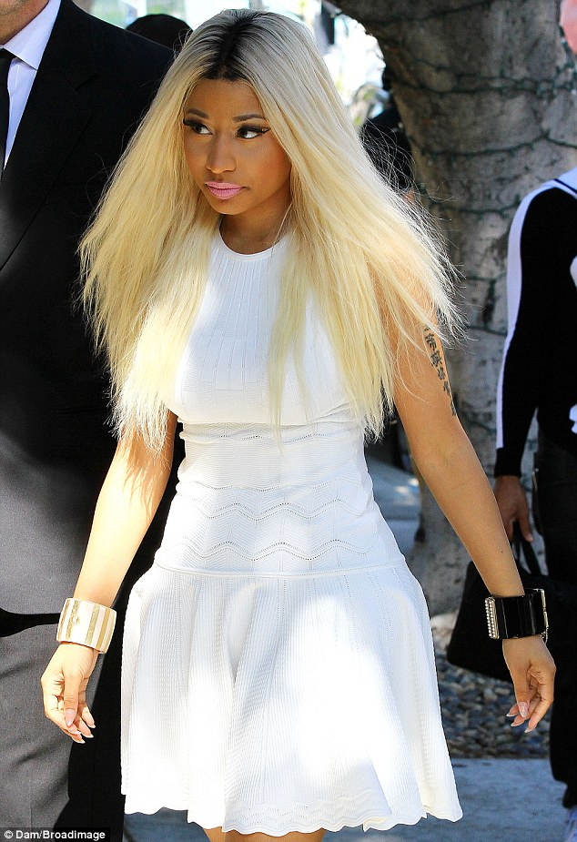 celebrities wearing all white outfits