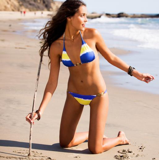 How to flatter your bikini body