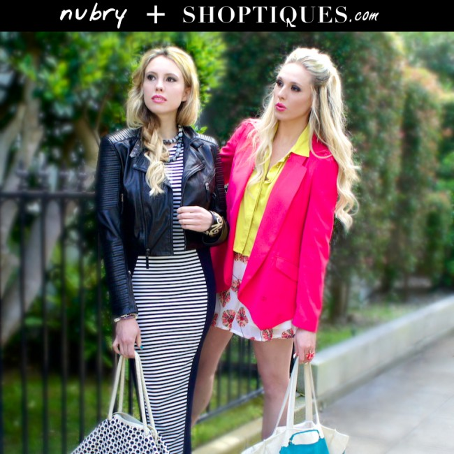 Patterned Shorts plus Online Shopping Spree To Shoptiques From Nubry