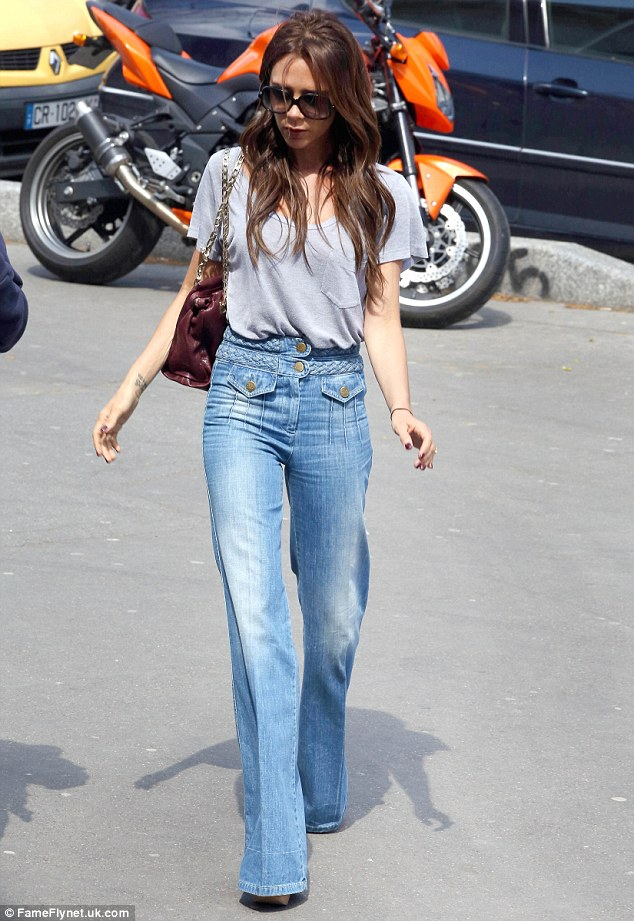 victoria beckham chloe high waisted wide leg jeans chloe jeans