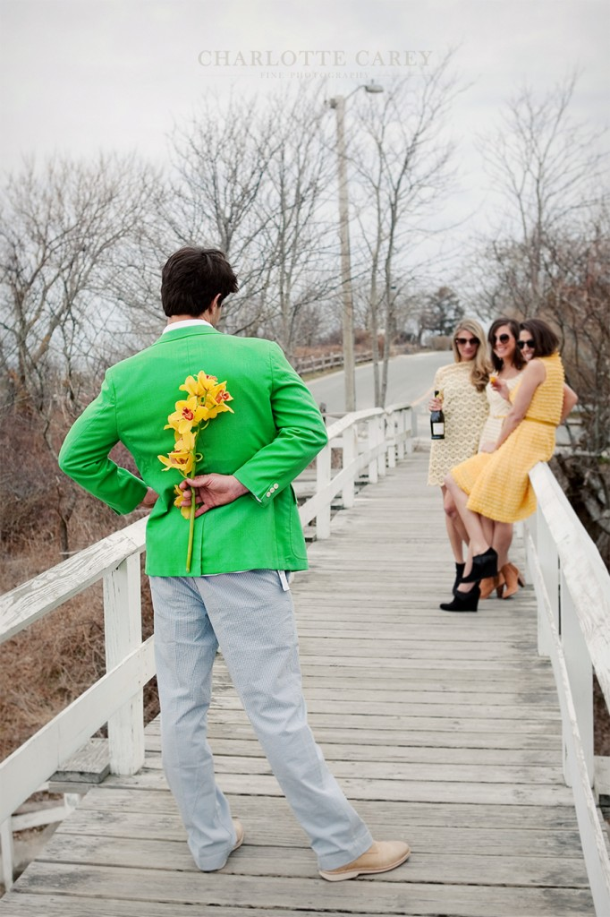 what to wear in nantucket spring daffodil day 16
