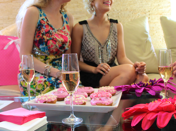 Classy bachelorette party ideas - Andaz Hotel San Diego Rockstar Suite 6