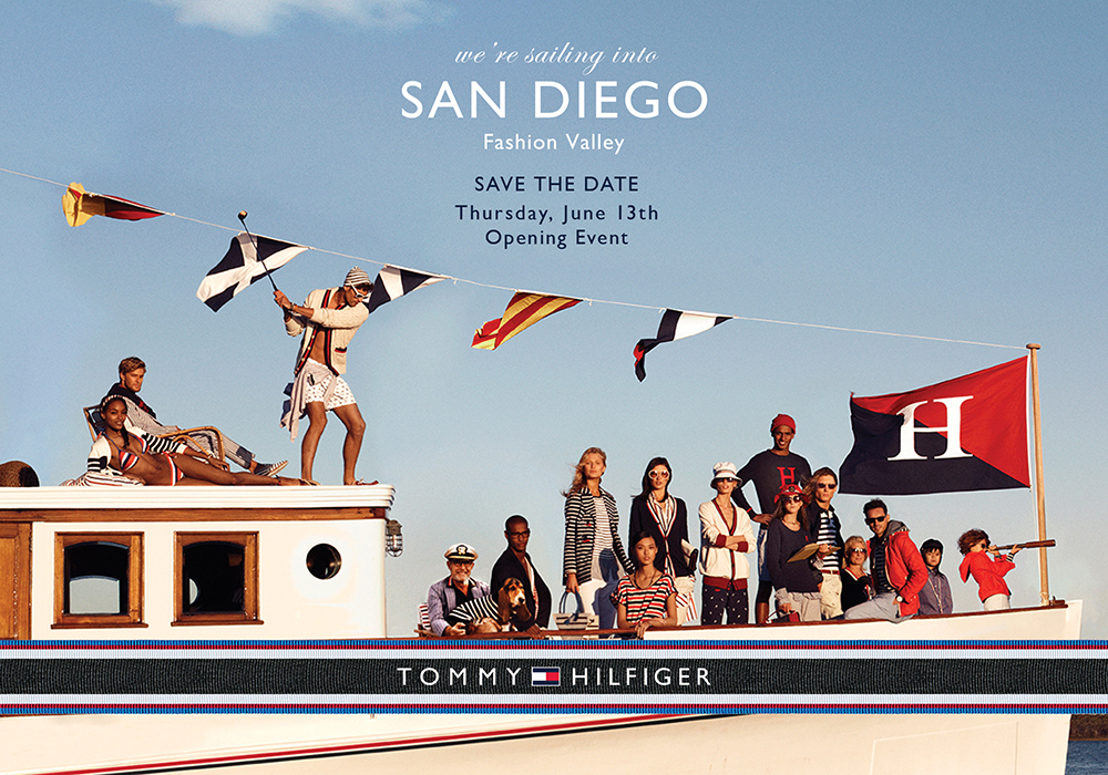 Help Tommy Hilfiger San Diego Support Autism Society's Surf Camp