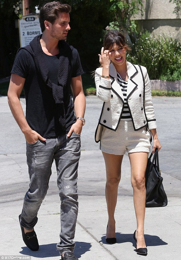kourtney kardashian skaist taylor jacket How To Wear A Shorts Suit For Summer