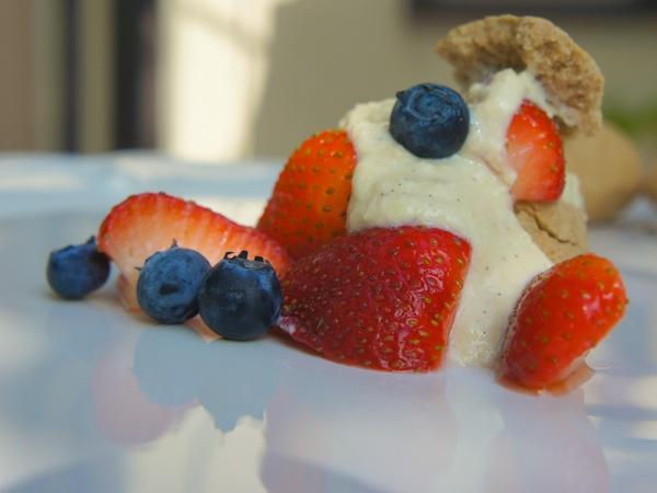 How To Make Vegan Strawberry Shortcake Dessert For Memorial Day