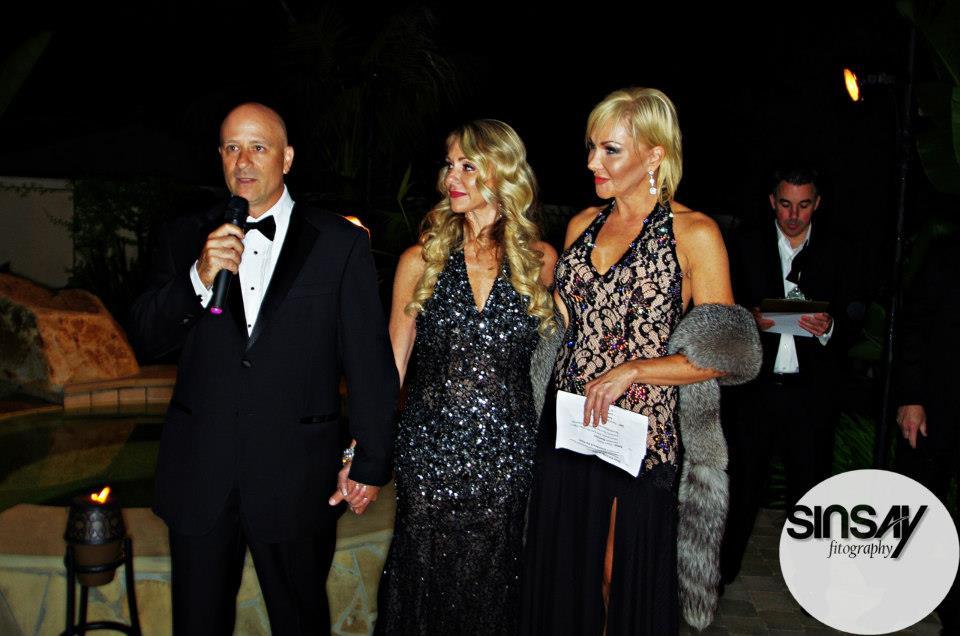 Sonya Berg Hosts Casino Royale Party For Ronald McDonald House