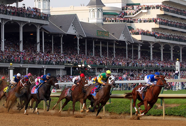 Last Minute Planning A Kentucky Derby Party in Millionaire's Row