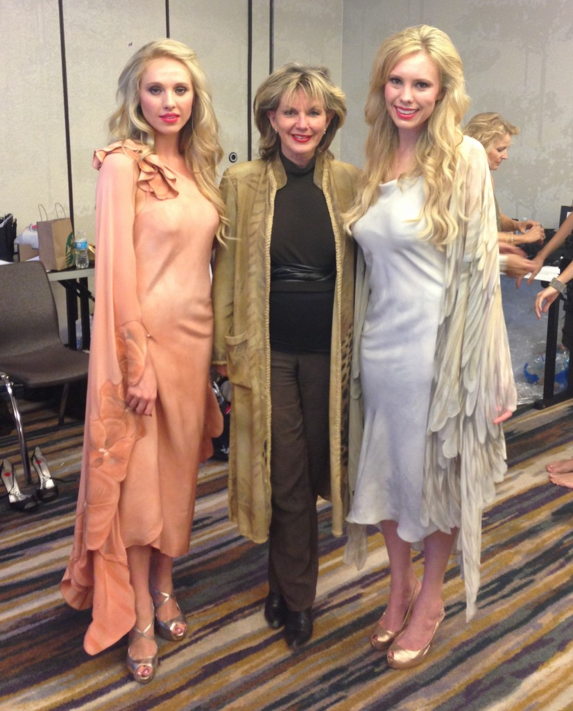 Jordan Couture Rocked A Leap Into Fashion Event In San Diego