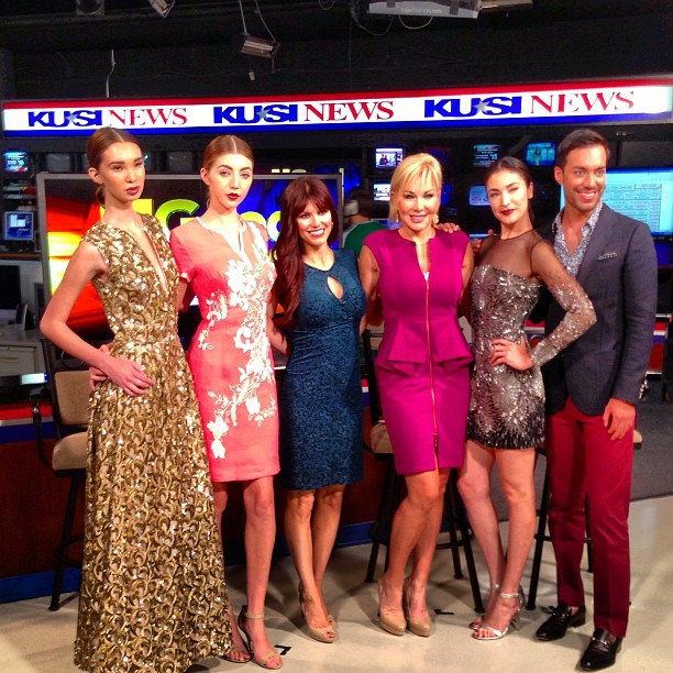 Celebrating Couture Brings Naeem Khan To San Diego For Fashion Show