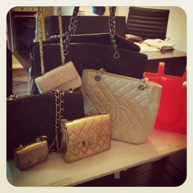 Vintage Chanel Trunk Show in San Diego July 14th