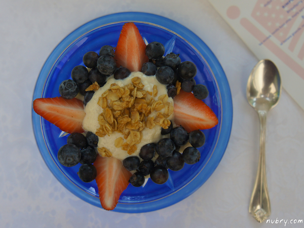 Chocolate And Vanilla Bean Yogurt Parfaits Recipes — Dishmaps