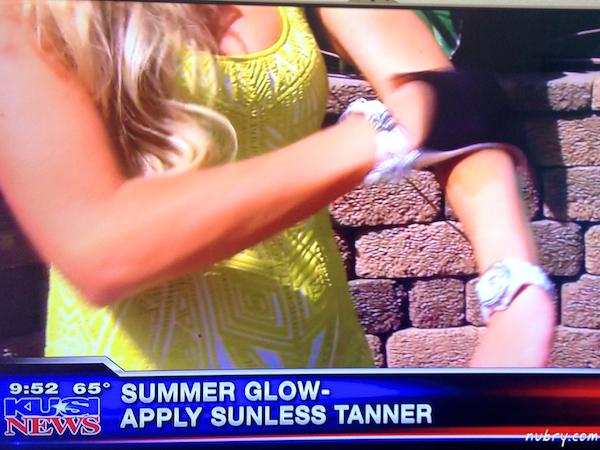 Britt and Gretchen Hackman From Nubry - Summer Beauty Tips - Kusi News San Diego 10