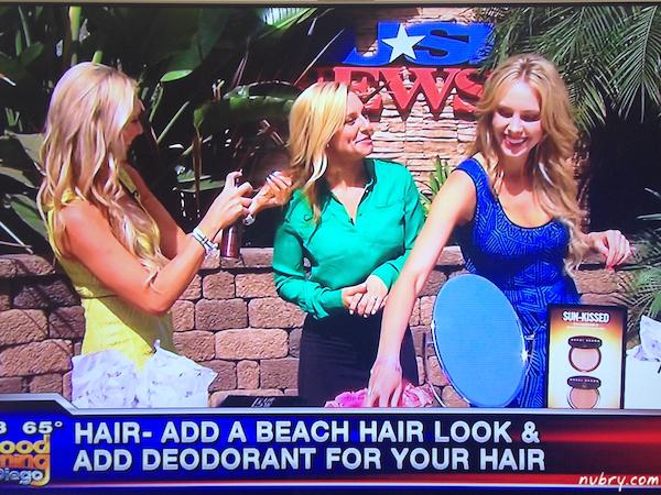 summer beauty tips on KUSI News