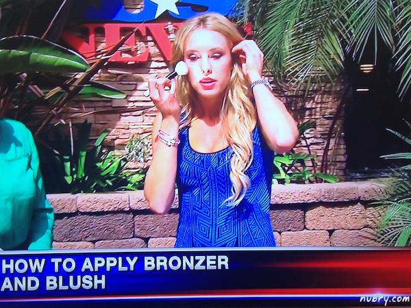 Britt and Gretchen Hackman From Nubry - Summer Beauty Tips - Kusi News San Diego 19