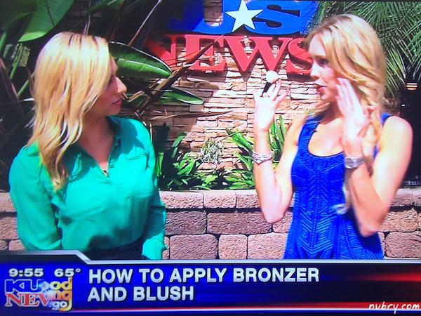 Britt and Gretchen Hackman From Nubry - Summer Beauty Tips - Kusi News San Diego 20