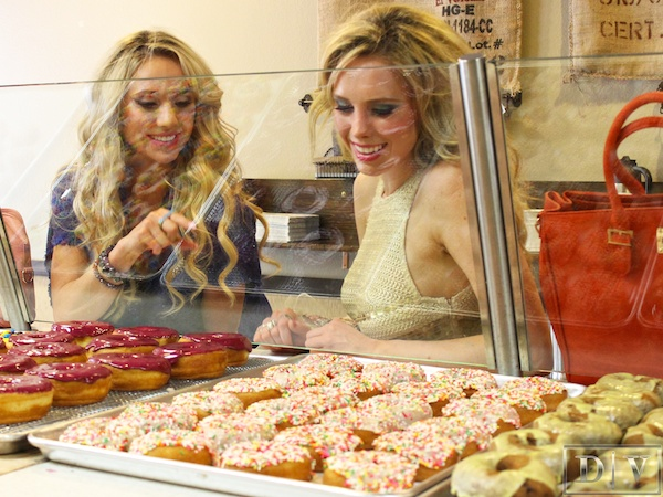 Daily Sweet Fix: San Diego's Donut Bar Has 100s of Gourmet Sweets
