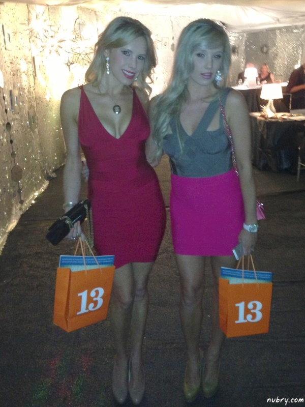 Gretchen and Britt Hackmann attend the 67th annual Jewel Ball