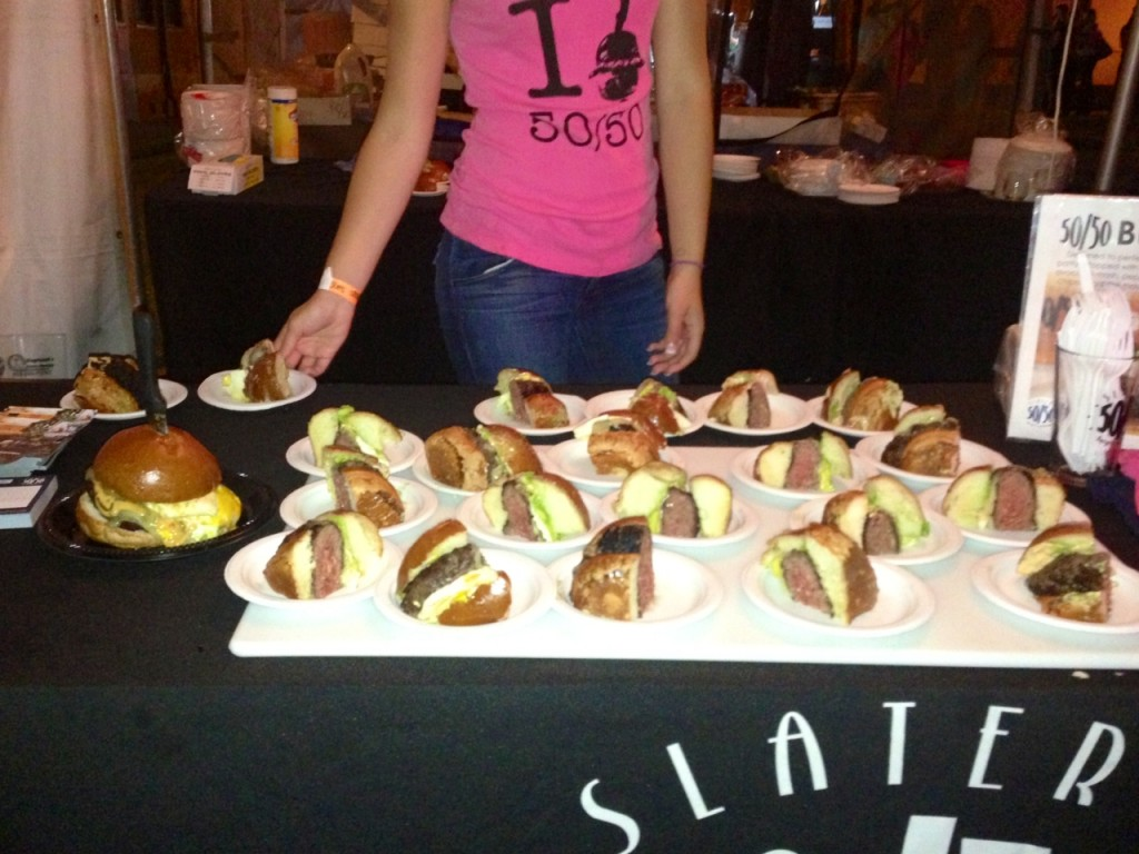 Slaters 50:50 San Diego Magazine Best Of Party at Liberty Station
