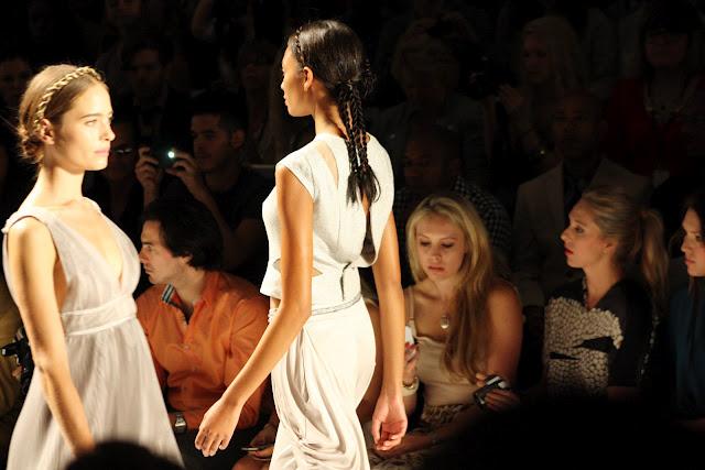 Nubry - New York Fashion Week Wardrobe
