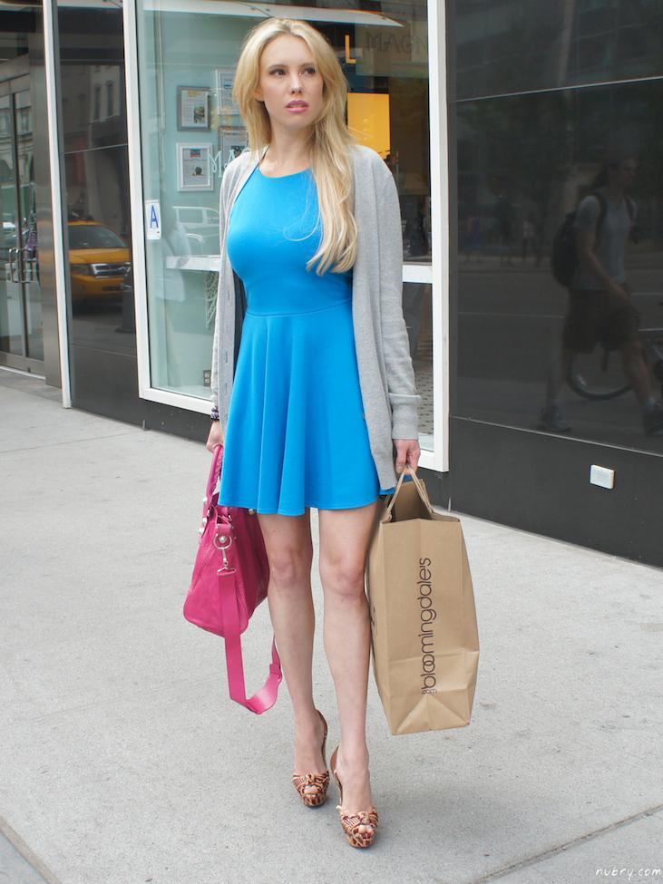 8 Ways To Wear A Skater Dress This Fall