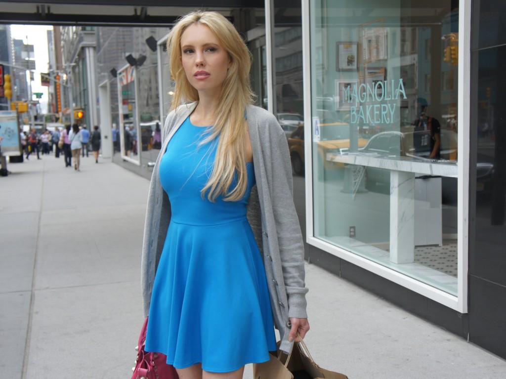 Shopping bloomingdales nyc nyfw