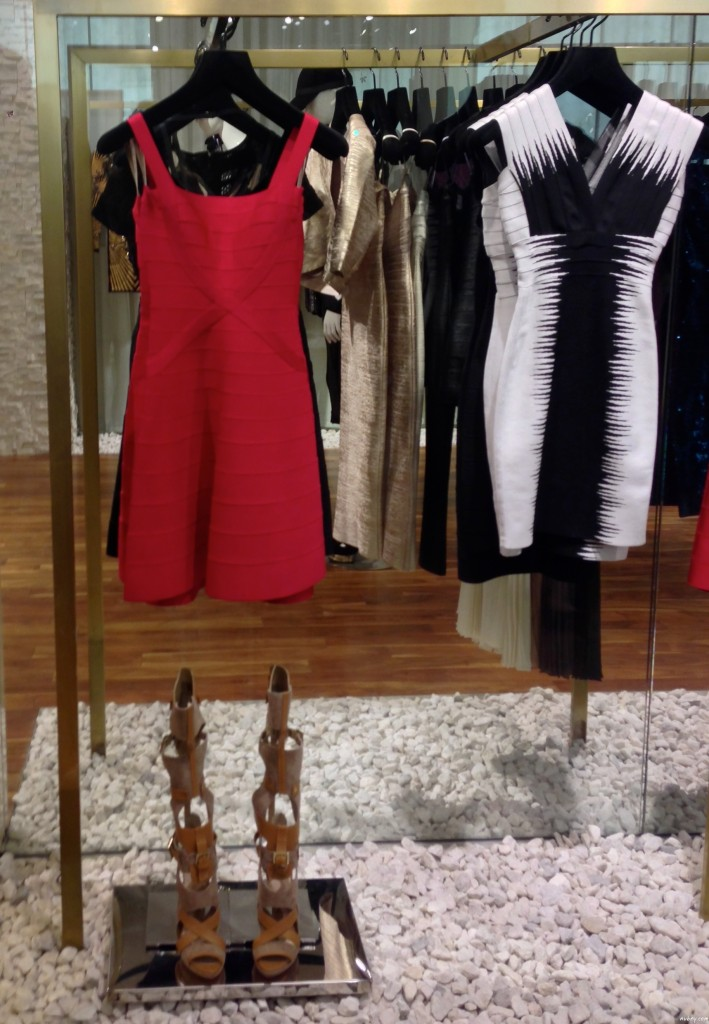 Herve Leger x Barbie outfit available for purchase in life-size version!